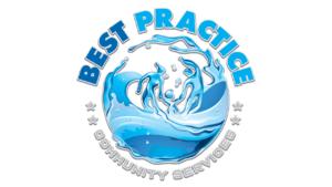 contact us drop back logo