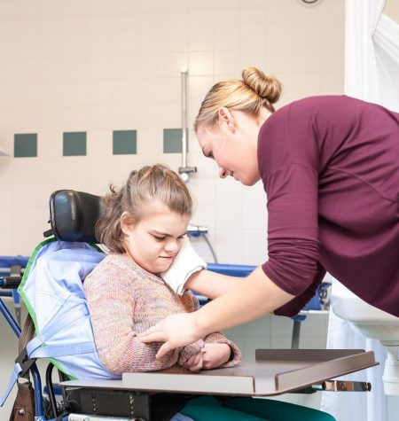 personal care disability service